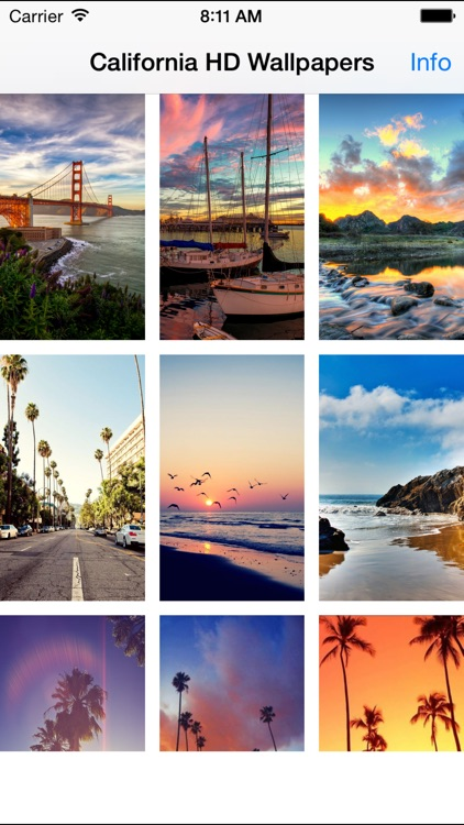 California Wallpapers