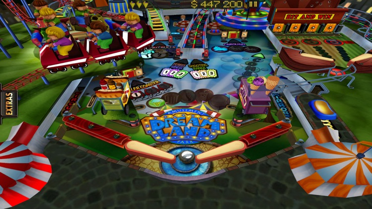 Pinball HD (iPhone) Classic Arcade,Zen,Space Games screenshot-4