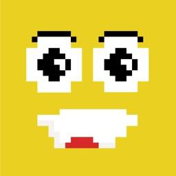 Pixel Emoji