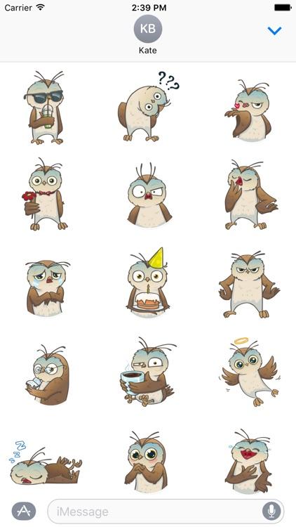 Crazy Owls