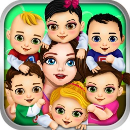 Mom's Doctor Spa Makeover Salon Kid Game