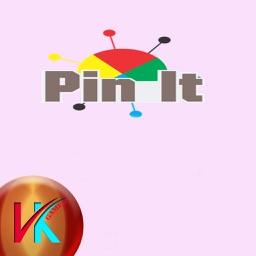 Pin The Moving Circle Kids Game