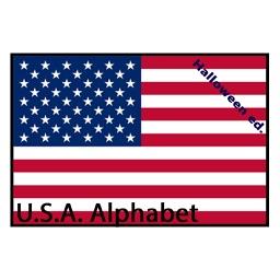 USA Alphabet