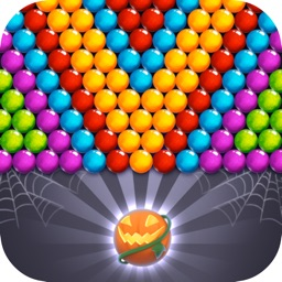 Bubble Shooter for Halloween Days