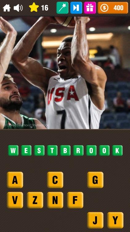 Basketball Quiz 2017 - Guess the Basket Celebs? screenshot-3