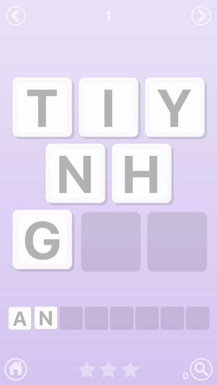 Word games puzzles - Put the letters in order to form the correct word screenshot-4