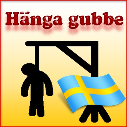 Hänga gubbe på svenska - Hangman game