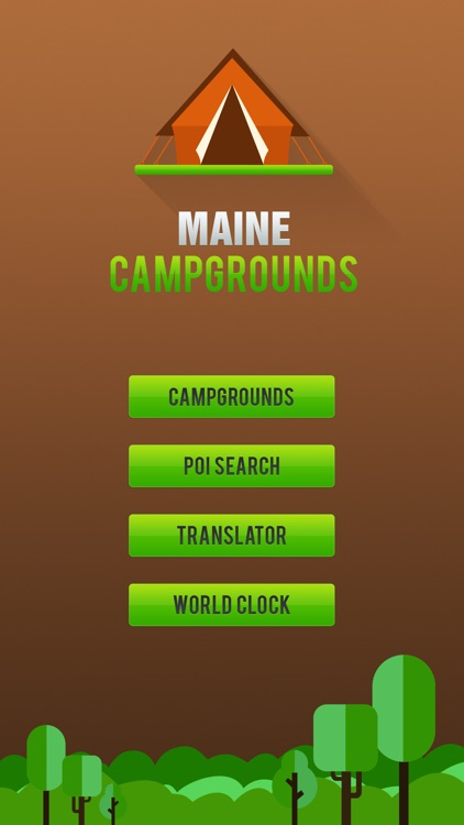 Maine Camping Guide screenshot-1
