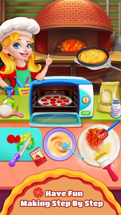 My Sweet Pizza Shop screenshot-0