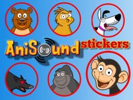 Anisound Stickers