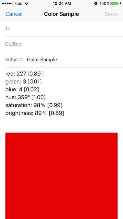 Color Designer with Calculator screenshot-3