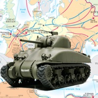 Codes for World War II - Tanks Match Three Hack