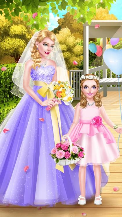 Sweet Wedding Salon - Flower Girl Bridal Makeover