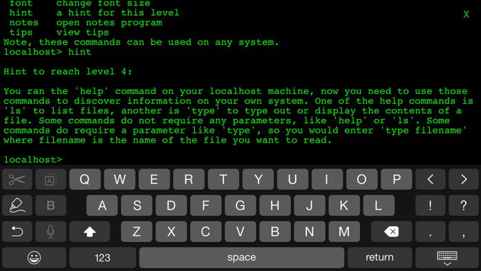 Hack RUN Lite Screenshot