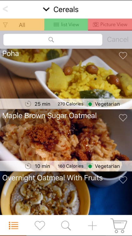 Healthy Breakfast Recipes & Brunch Recipes screenshot-3