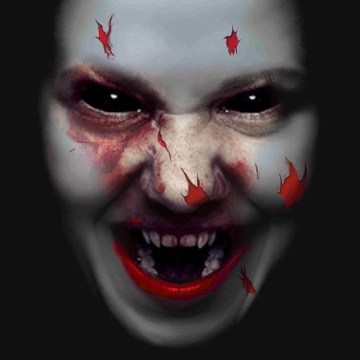 Zombie Camera - Halloween Face Makeup Swap
