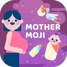 Mothermoji - Pregnancy & Baby Emojis and Stickers