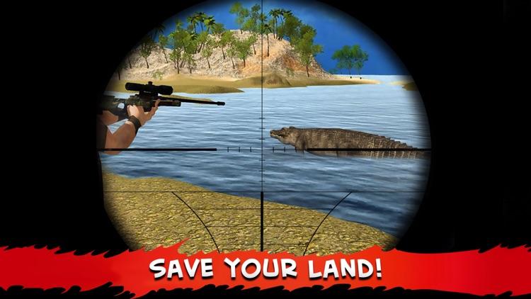 Hungry Piranha Hunting - Shark Spear-fishing world screenshot-3
