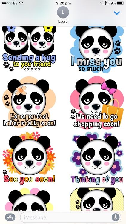 SoCute Panda screenshot-3