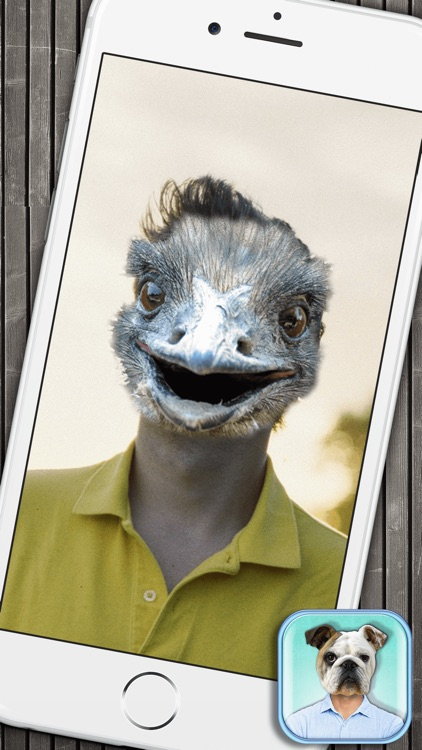 Animal Face Photo Booth with Funny Pet Sticker.s screenshot-3
