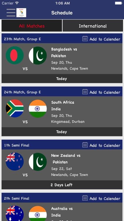 CricLive Cricket - Live Matches Score