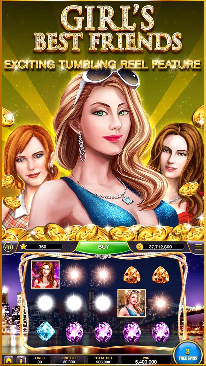 Slots Vegas Rush Screenshot