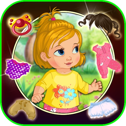 My cute baby dress up game - new dress up style for girls and boys