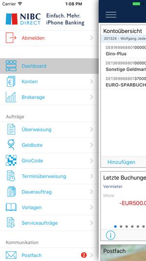 NIBC Direct (ersetzt) Screenshot