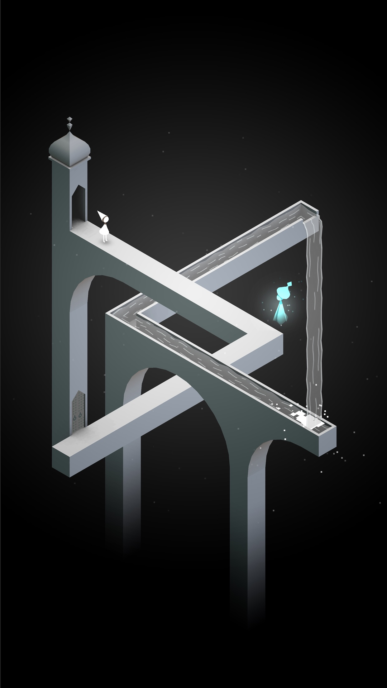 Screenshot do app Monument Valley