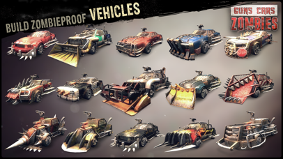 Guns, Cars and Zombies! screenshot 3