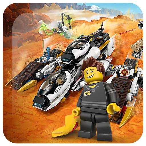 LEGO Marvels Avengers Version