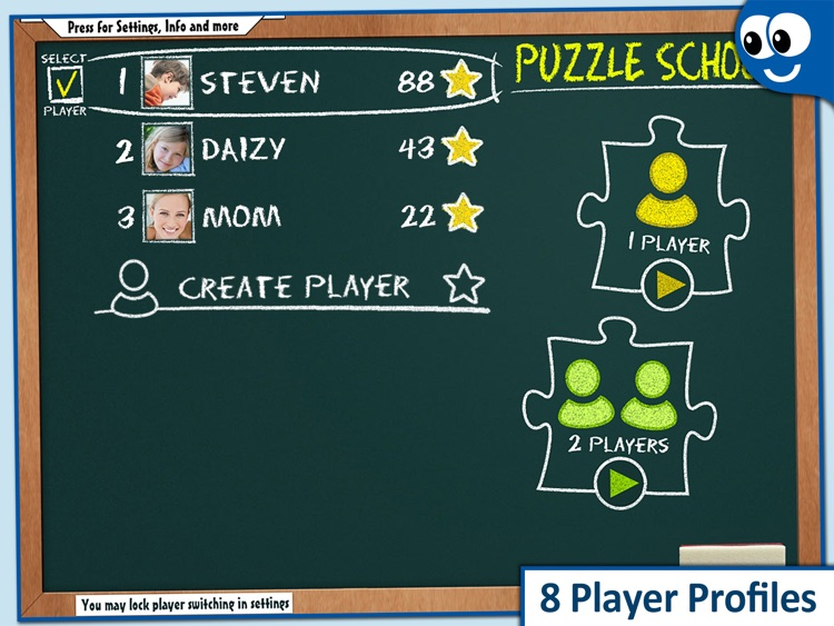 Kids Puzzles 2+:  Jigsaw Puzzle School Learning Game for Preschoolers and Toddlers to Develop Concentration and Problem Solving Skills screenshot-4