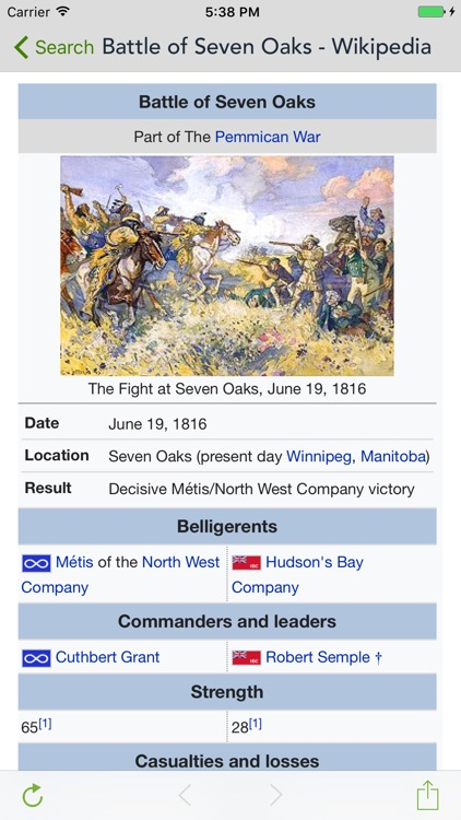 History Events - On this day
