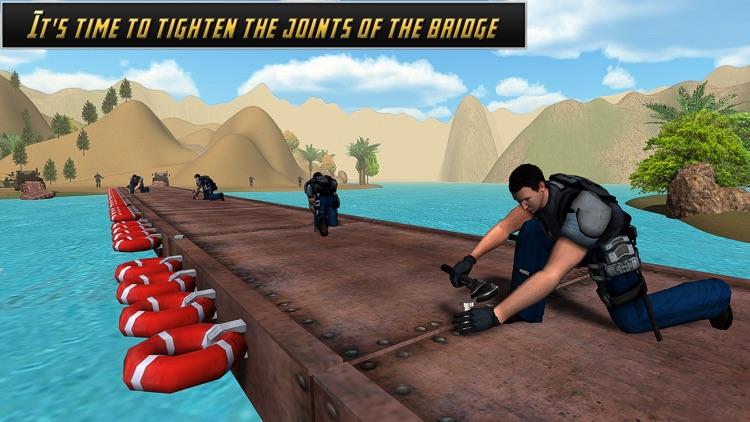 American Army Bridge Builder