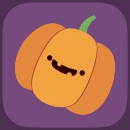 Trick or Treat - Happy Halloween Stickers Pro