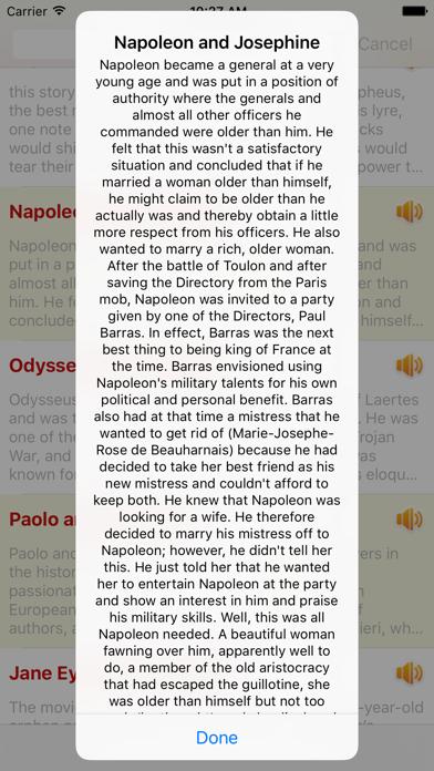 Audio Love Story Classic Romantic OfflineScreenshot of 3