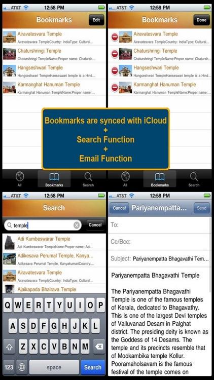 List of Hindu Temples in India screenshot-3