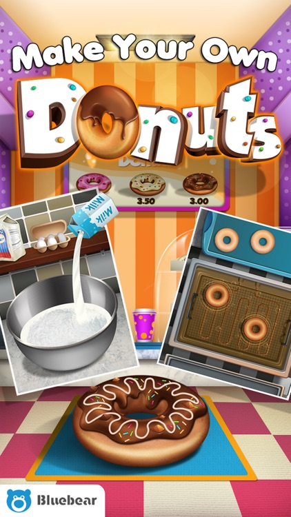 Donuts! - by Bluebear screenshot-0