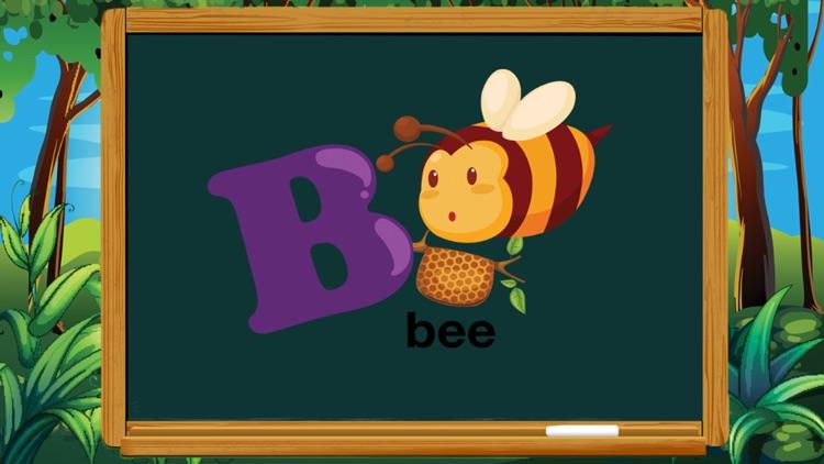 Writing Abc For Kids - Abc Writing Animals screenshot-3