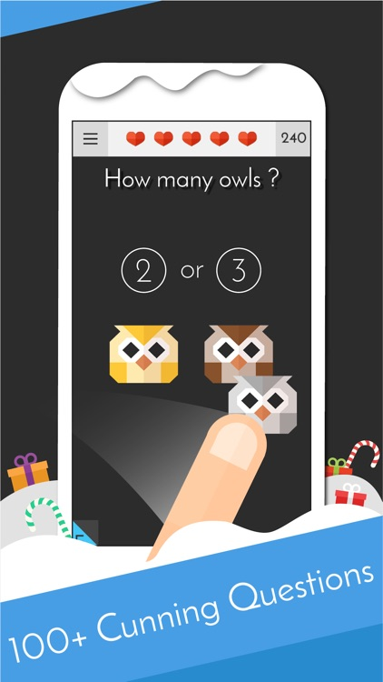 Tricky Test 2™ Pro: Genius Brain? screenshot-1