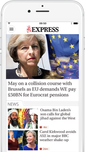 Daily Express on the App Store