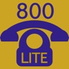 My Toll Free Number Lite - with VoiceMail and Fax