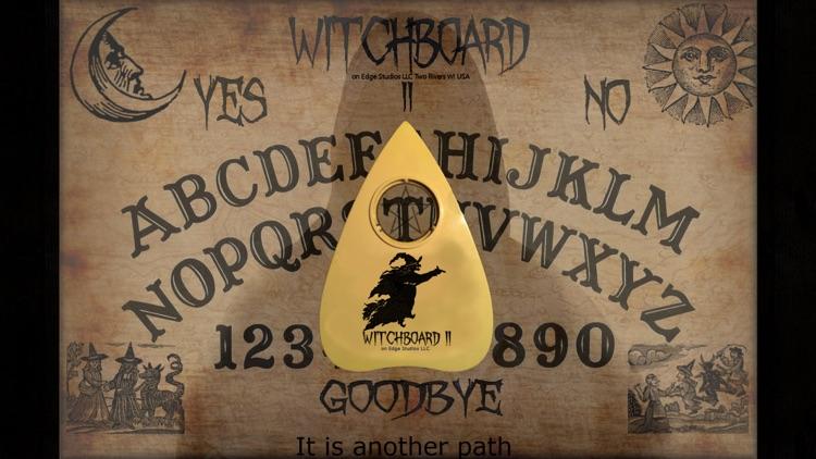 WitchBoard II