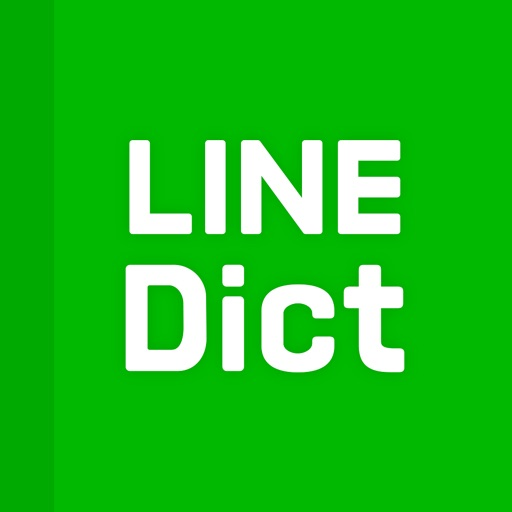 LINE Dict: English - Thai, Chinese, Indonesian