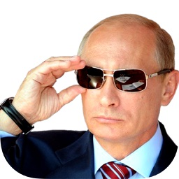 Putin stickers - imessage funny stickers