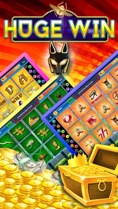 All Slots Casino Pharaoh's Fire screenshot two