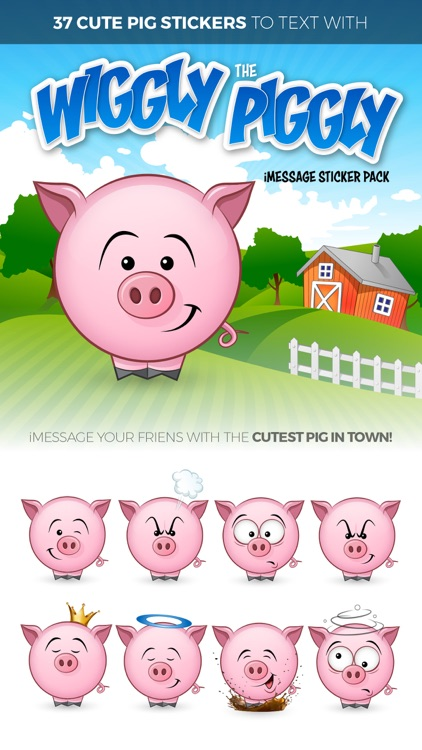 Pig Sticker Pack
