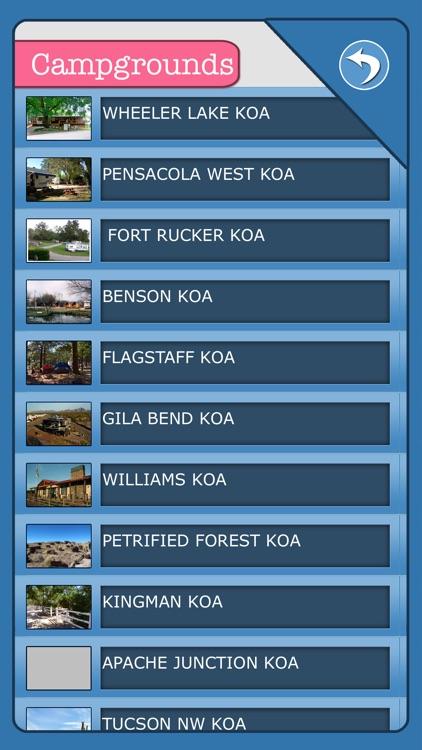 Koa Campgrounds Guide