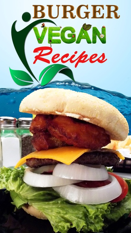 Vegan Burger Recipes - Best Veggie Food