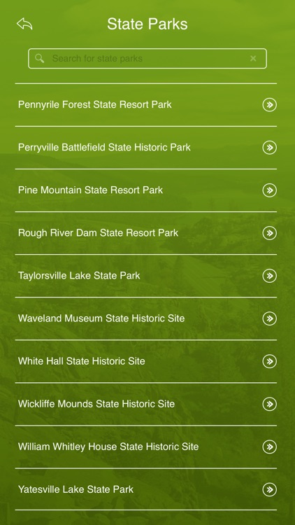 Kentucky State Parks screenshot-2
